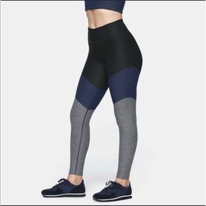 •OUTDOOR VOICES• 7/8 Spring Legging Charcoal Blue